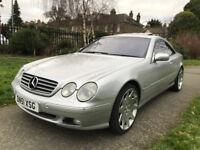 Mercedes-Benz CL 5.0 CL500 - IMPECCABLE!!!