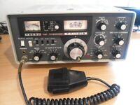 Yaesu FT-101B HF Amateur Radio Transceiver