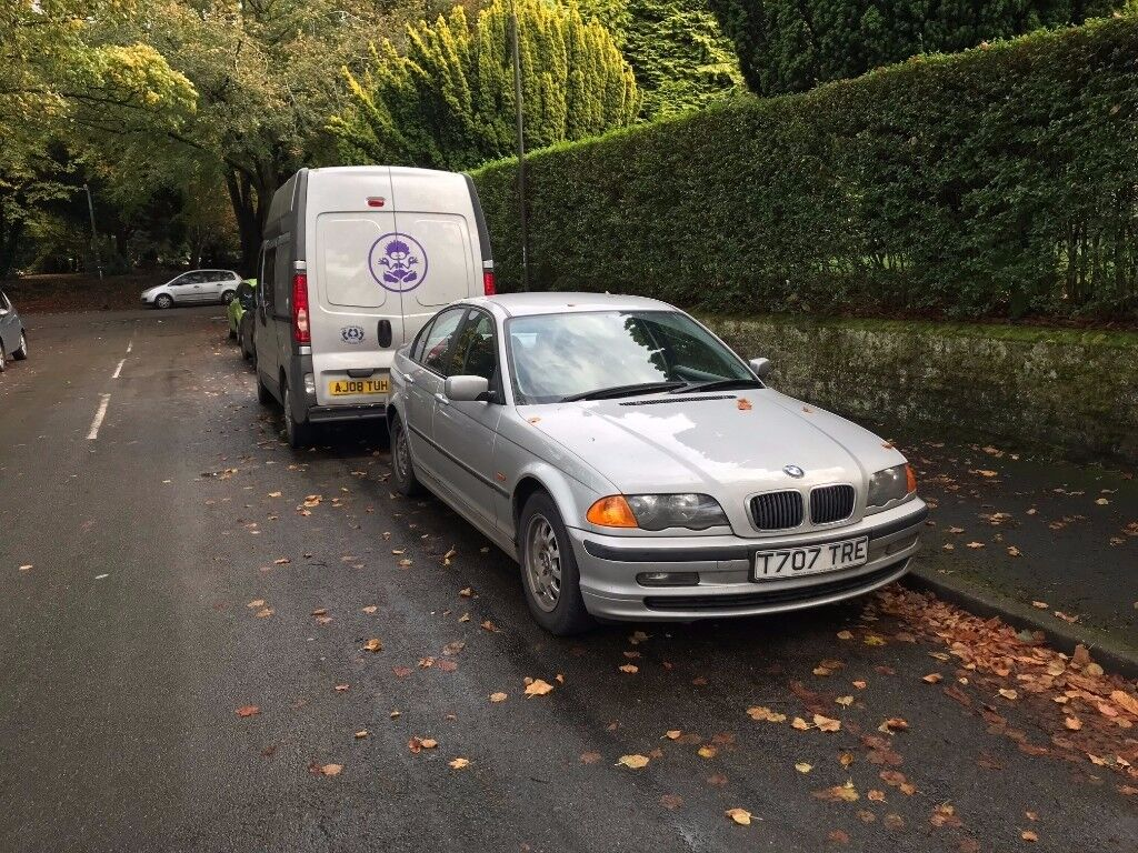 BMW 316i SE LONG MOT QUICK SALE