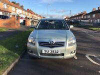 Toyota avensis 2007 T-spirit top fully loaded