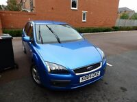 Ford Focus Zetec Climate 1.6 5dr. New Tyres and Exhaust.