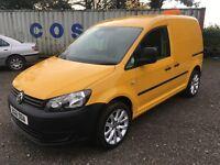 2011 VW CADDY 102BHP EX JCB VAN AS NEW CONDITION