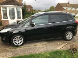 Ford Grand C-Max 7 Seater Low mileage in Excellent condition