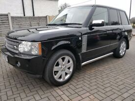Land Rover Range Rover 3.6 TD V8 Vogue,Facelift,Bluethooth,Privacy glass,Harmon Kardon,Full History