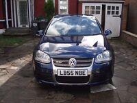 Volkswagen Golf R32, DSG, Recaro wingbacks, low tax band, low mileage, bucket seats