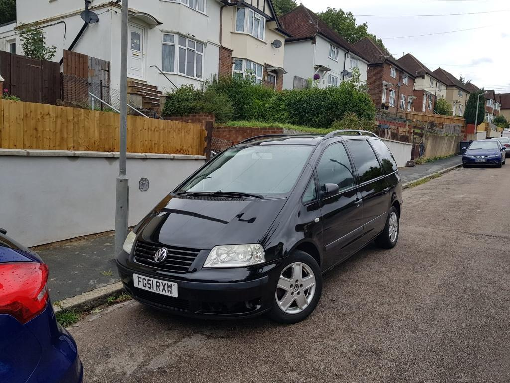 VW Sharan 1.9 Pd Diesel 6 Speed Manual full service history