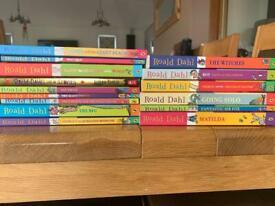 Bundle of Roald Dahl books