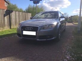 Audi A4 2496cc V6 Sline TDI for sale