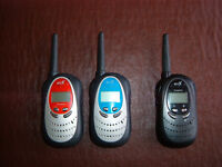 BT Freeway walkie talkies 2 way radios pmr446