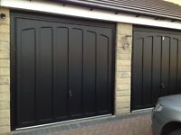 Three Fabulous garage doors for sale, one is sold so now two left.