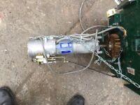 Reclaimed industrial roller Shutter motor