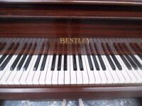 upright piano by bentley