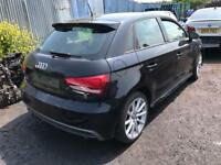 2018 AUDI A1 S LINE AUTO BREAKING FOR SPARES PARTS LONDON ESSEX