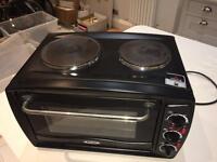Oylpa Mini oven - Counter Top Oven/Grill/Hob