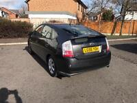 TOYOTA PRIUS HYBRID AUTOMATIC, GENUINE LOW MILEAGE, 7 MONTHS MOT, ROAD TAX ONLY £10
