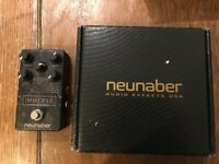 Neunaber Immerse Mk. 1 - Reverb Pedal
