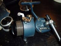 Mitchell 440A automatic match reel ,as new
