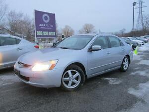 2005 Honda ACCORD EX-L LEATHER HEATED CLEAN CAR PROOF RUNS GREAT