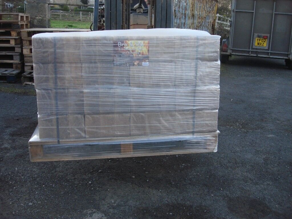Ruf Mixed Hardwood 1/2 pallet Wood/Multifuel stoves open fires
