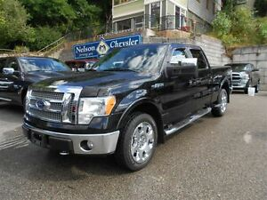 2009 Ford F-150 Lariat Leather 4x4