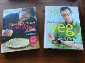 2 x River Cottage Cookbooks - NEW