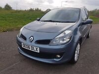 Renault Clio 1.4 16v Dynamique S 3dr Panoramic Sunroof, 1 Owner.