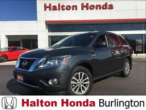 2014 Nissan Pathfinder S/ HEATED SEATS/ 4WD