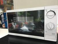 Microwave still under warranty