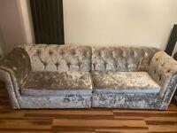Sofas , Coffee table - quick sale
