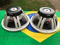 JBL speaker GTO1514