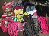 Girl 6-7 year bundle of clothes