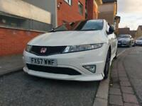 HONDA CIVIC TYPE-R GT 57 PLATE IN VERY RARE WHITE COLOUR