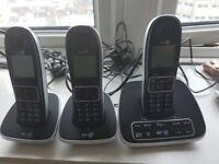 BT7600 NUISANCE CALL BLOCKER PHONES CORDLESS PHONES WITH ANSWERING MACHINE