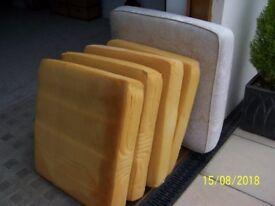 large foam rubber