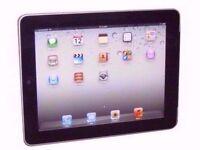 Apple iPad 1st Gen 64GB, Wi-Fi + 3G Bluetooth, 9.7in iOS 5