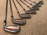 Titleist Forged 775. Cavity Back Irons 4-PW