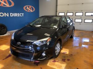 2014 Toyota Corolla S POWER GROUP/ AIR/ BACK-UP CAM/ HEATED S...