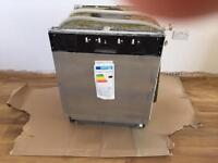 Bosch Integrated Dishwasher SMV50C10GB