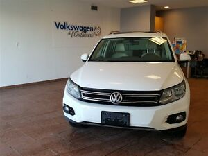 2014 Volkswagen Tiguan Highline!! toutes équipée !! fully Loaded