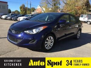 2013 Hyundai Elantra GL/METICULOUS MAINTAINED/PRICED FOR A QUCK