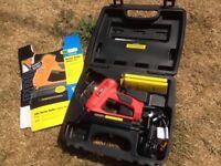 Tacwise 400ELS Pro Nail gun & nails – BNIB
