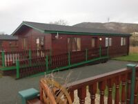 HOLIDAY HOME TO RENT - LOG CABIN IN ROCKHILL HOLIDAY PARK KERRYKEEL CO DONEGAL