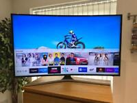 "Samsung 49"" UHD Smart Tv 4K Ultra HD Television 49 inch CAN DELIVER"