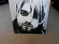 Curt Cobain Canvas