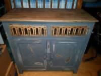 Oak dresser base