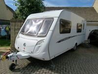 4 5 6 Berth Caravan Swift Charisma 570 2008 Family Layout