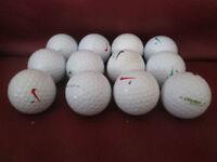 12x Nike Golf Balls VGC