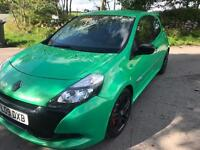 Limited Edition Clio Sport 200