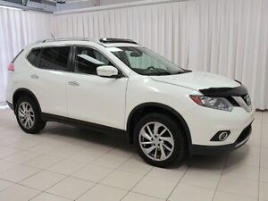2014 Nissan Rogue SL LEATHER SEATING, NAVIGATION, SUNROOF AWD