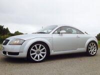 Audi TT 225 2002 12 months mot